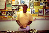 one man only stock photography | Alabama, Mobile, Wintzells Oyster House, image id 2-575-22