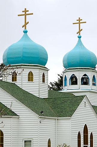 image 5-650-1013 Alaska, Kodiak, Holy Resurrection Russian Orthodox Church