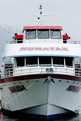 image 5-650-301 Alaska, Prince WIlliam Sound, Tour boat