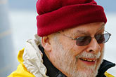 horizontal stock photography | Alaska, Prince WIlliam Sound, Tour boat passenger, image id 5-650-314
