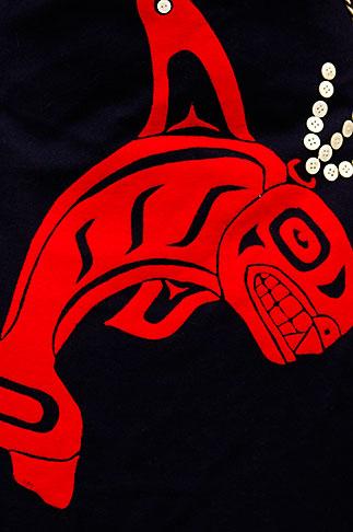 image 5-650-3450 Alaska, Anchorage, Alaskan native design