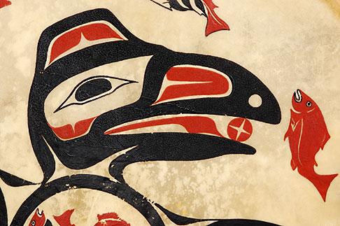image 5-650-3572 Alaskan Art, Tsimshian design