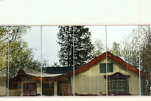image 5-650-3691 Alaska, Anchorage, Reflection
