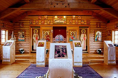 image 5-650-3757 Alaska, Kodiak, Holy Resurrection Russian Orthodox Church