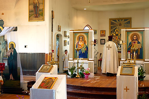 image 5-650-3857 Alaska, Kodiak, Holy Resurrection Russian Orthodox Church
