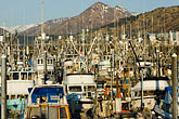 west stock photography | Alaska, Kodiak, Harbor, image id 5-650-4085