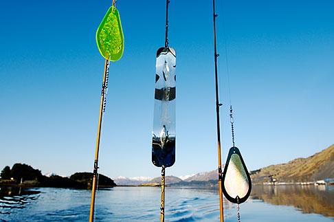 image 5-650-4106 Alaska, Kodiak, Fishing lures