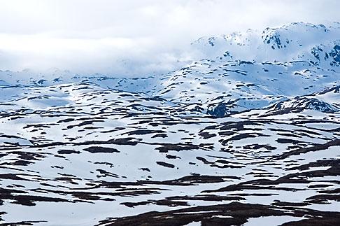image 5-650-4413 Alaska, Kodiak, Interior mountains from the air