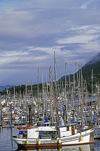 image 7-203-7 Alaska, Petersburg, Petersburg Harbor