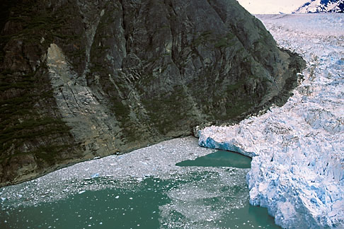 image 8-348-15 Alaska, Southeast, North Sawyer Glacier, Tracy Arm