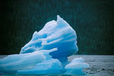 blue stock photography | Alaska, Southeast, Iceberg, Endicott Arm, image id 8-362-2