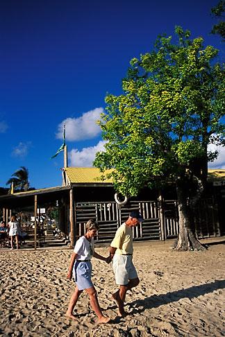 image 0-100-45 Anguilla, Sandy Ground, Johnnos Beach Bar