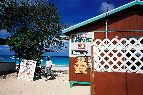 image 0-100-5 Anguilla, Shoal Bay, Uncle Ernies Beach Bar