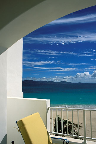 image 0-101-15 Anguilla, Cuisinart Resort, View from room 1006