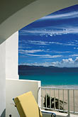 porch stock photography | Anguilla, Cuisinart Resort, View from room 1006, image id 0-101-15