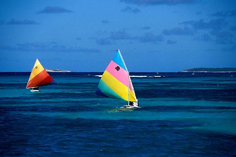 image 0-102-64 Anguilla, Sailing, Shoal Bay