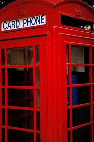 image 4-600-21 Antigua, St Johns, Telephone booth
