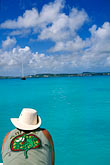 hat stock photography | Antigua, Looking over the waters, image id 4-601-49