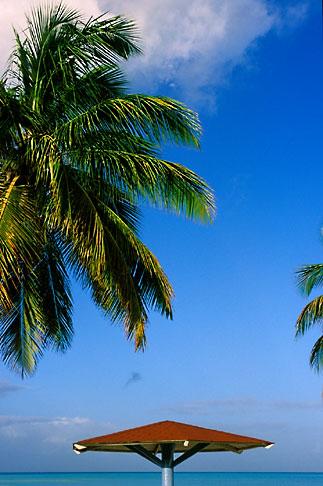 image 4-601-95 Antigua, Beach Umbrella