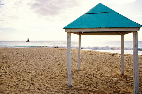 image 4-603-38 Antigua, Darkwood Beach