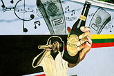 mural stock photography | Antigua, Guinness ad, image id 4-603-46