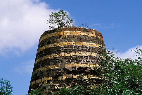 image 4-603-6 Antigua, Sugar Mill