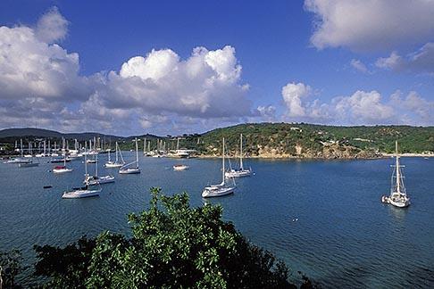 image 4-603-9 Antigua, English Harbor, Boats in English Harbor