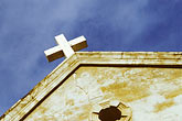 crucifix stock photography | Antigua, St. John�s, Cathedral Church of St. John the Divine , image id 4-604-44