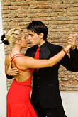 colour stock photography | Argentina, Buenos Aires, Tango dancers, image id 8-801-5508