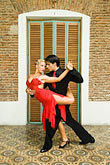 colour stock photography | Argentina, Buenos Aires, Tango dancers, image id 8-801-5529