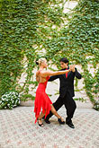 colour stock photography | Argentina, Buenos Aires, Tango dancers, image id 8-801-5573