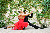 colour stock photography | Argentina, Buenos Aires, Tango dancers, image id 8-801-5601