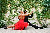 colour stock photography | Argentina, Buenos Aires, Tango dancers, image id 8-801-5603