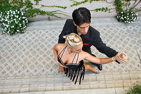 image 8-801-5979 Argentina, Buenos Aires, Tango dancer