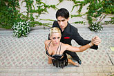 colour stock photography | Argentina, Buenos Aires, Tango dancers, image id 8-801-5984