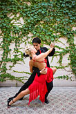 color stock photography | Argentina, Buenos Aires, Tango dancers, image id S8-451-10556