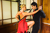 color stock photography | Argentina, Buenos Aires, Tango dancers, image id S8-451-10589