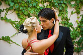 color stock photography | Argentina, Buenos Aires, Tango dancers, image id S8-451-10627