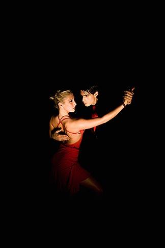 image S8-451-10648 Argentina, Buenos Aires, Tango dancers