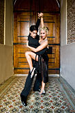 colour stock photography | Argentina, Buenos Aires, Tango dancers, image id S8-451-10863