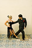 color stock photography | Argentina, Buenos Aires, Tango dancers, image id S8-451-10922