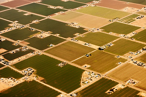 image S4-360-1974 Arizona, Phoenix, Fields