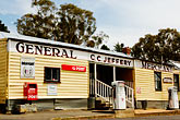 sign stock photography | Australia, Australian Capital Territory, Tharwa, General Store, image id 5-600-1630