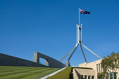 image 5-600-1712 Australia, Canberra, Parliament