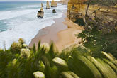 shore stock photography | Australia, Victoria, Twelve Apostles, Port Campbell National Park, image id 5-600-2278