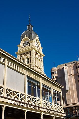 image 5-600-2615 Australia, Adelaide, Glenelg, historic building