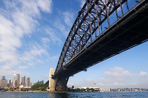 image 5-600-7863 Australia, Sydney, Sydney Harbour Bridge