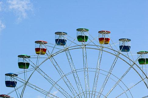 image 5-600-7878 Australia, Sydney, Ferris wheel