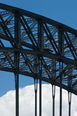 girder stock photography | Australia, Sydney, Sydney Harbour Bridge, image id 5-600-7901