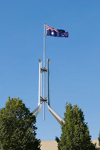 image 5-600-8169 Australia, Canberra, Parliament House